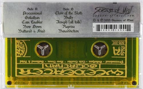 cassette : weedeater - goliathan (cassette)
