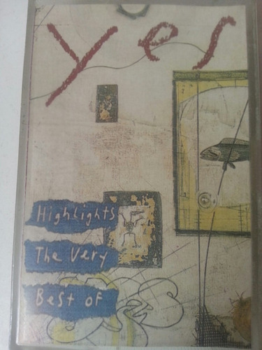 cassette yes /highlights-the very best of yes