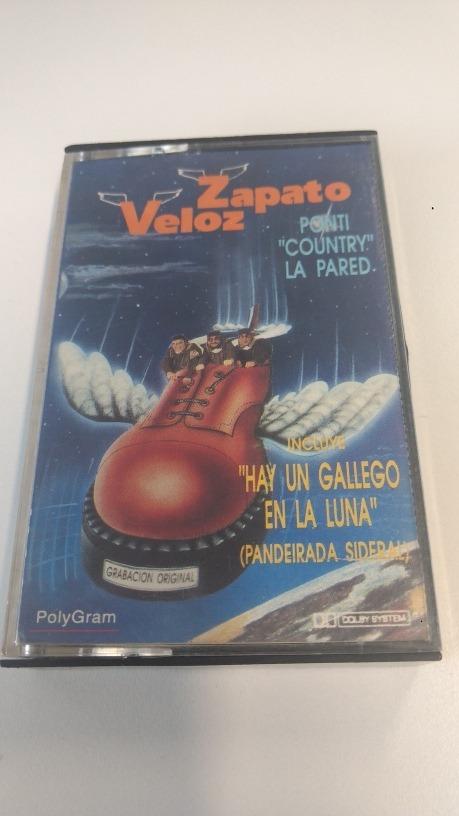 Pared150 Ponti Zapato 00 Veloz Country Cassette La DHE92I