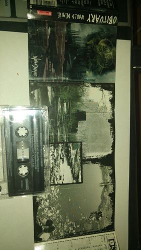 cassette;obituary-world demise