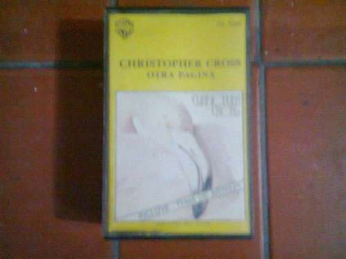 cassettes de christopher cross