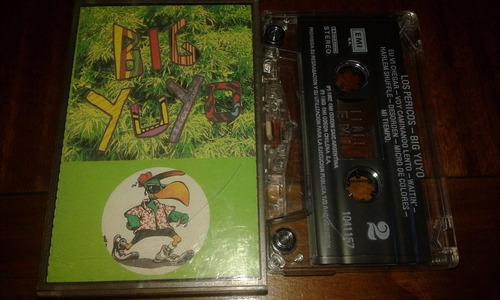 cassettes los pericos