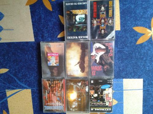 cassettes varios originales