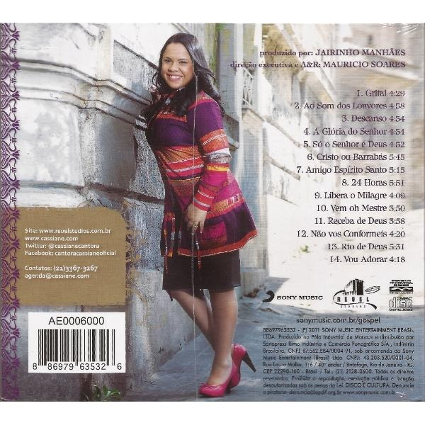 cd cassiane 2011 gratis