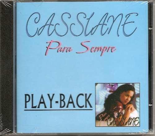 playback cassiane - para sempre gratis