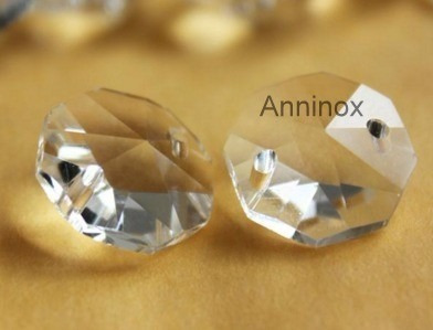 castanha cristal 14 mm cristal k9 lustres pingente - 2000pcs
