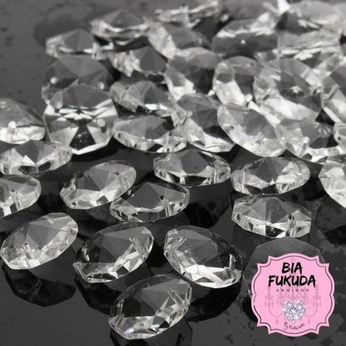castanha cristal 14 mm k9 cristais lustres pingente - 200pcs