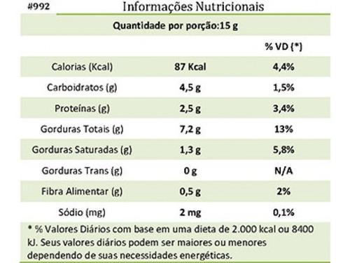 castanha de caju w1 torrada com sal promoção 1kg