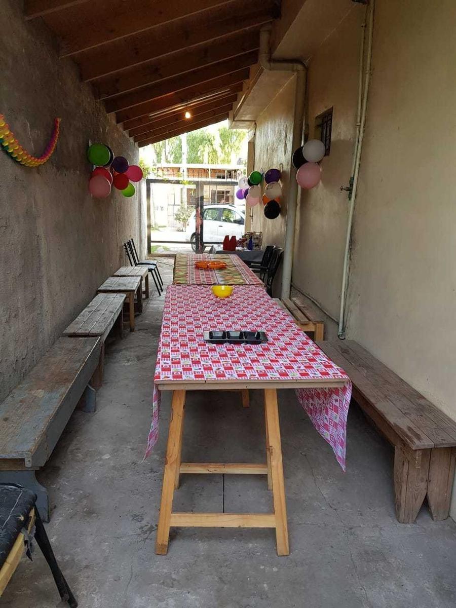 castelar sur casa de 3 ambientes cerca de blas parera of1570