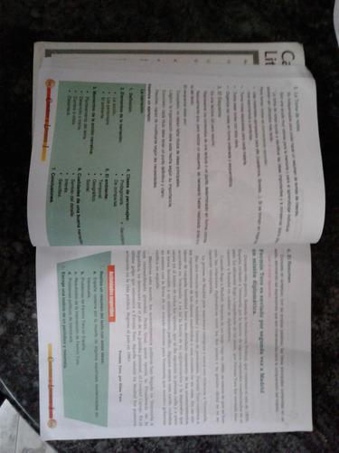 castellano y literatura 1°