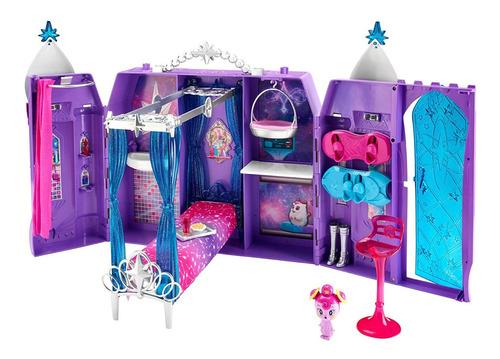 castillo barbie galaxy star light adventure