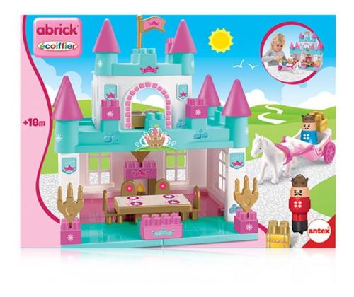 castillo bloques playset 9035 abrick antex reyes educando