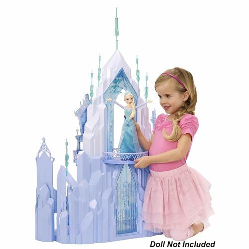 castillo de lujo frozen grande
