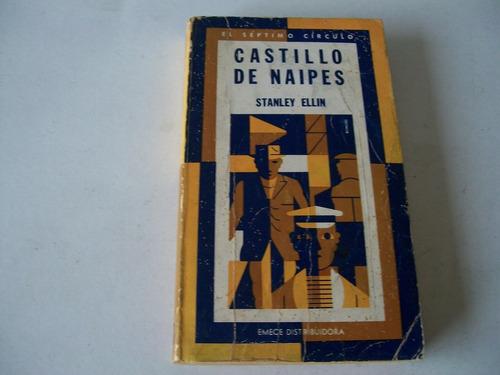 castillo de naipes · stanley ellin