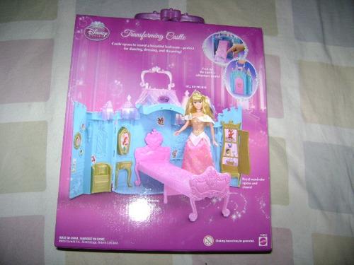 castillo de princesas disney se transforma en recamara dmm