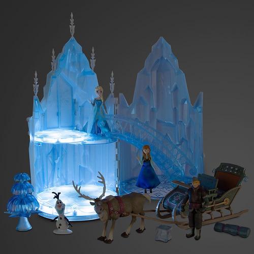 Castillo Elsa Frozen Original Disney Store 2 800 00