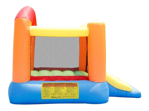 castillo inflable 260cmx210cmx200cm - game power