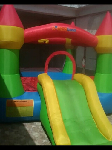 castillo inflable 3x3