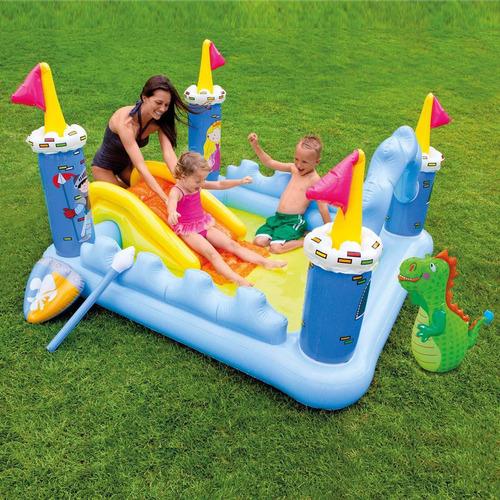castillo inflable fantsía niños