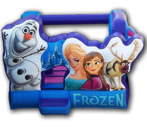 castillo inflable frozen