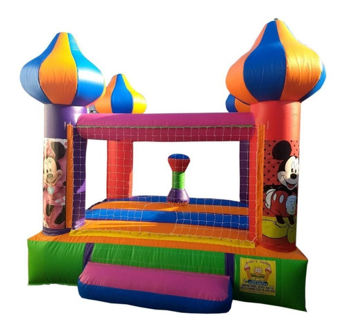 castillo inflable inflable..