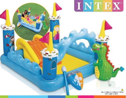castillo inflable niños