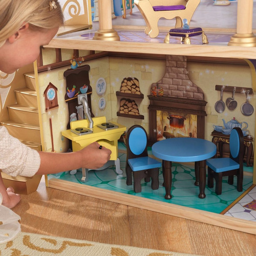 castillo kidcraft cenicienta muñecas disney+envio gratis