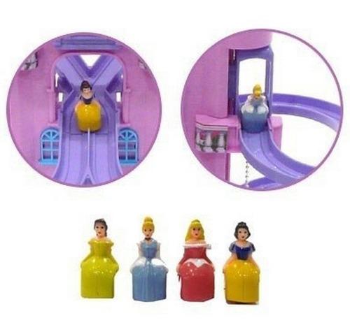 castillo magico de princesas muñeca disney nuevo 897 bigshop