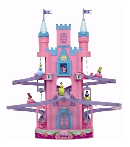 castillo mágico princesas juguetería marruecos rosario