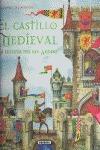 castillo medieval.leyenda rey arturo.(escenarios fantastico