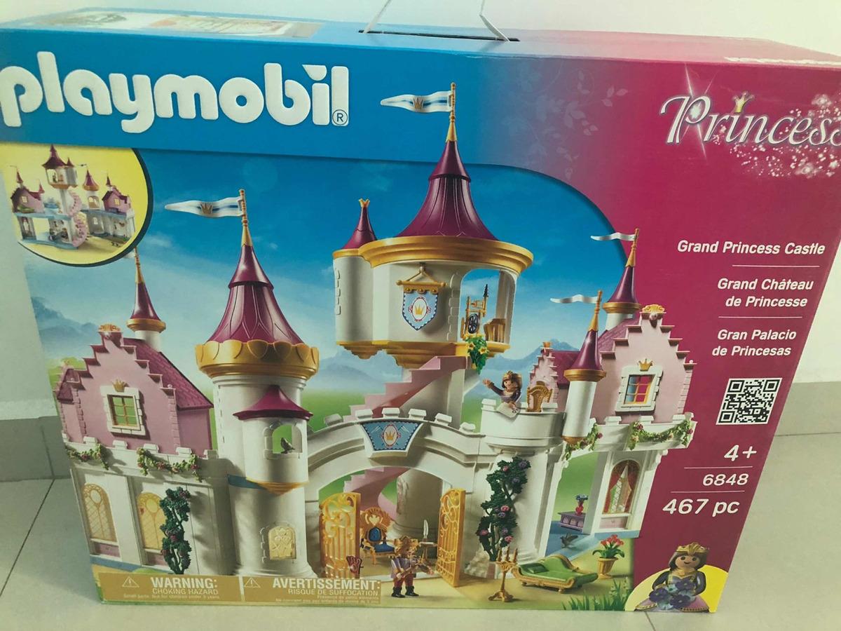 Castillo Princess Playmobil 6848