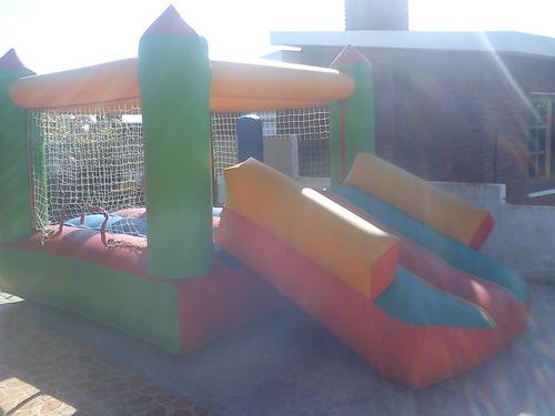 castillos inflables camas elasticas alquiler maldonado