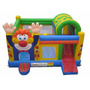 Juego Inflable Multiproposito Payaso - Uso Comercial