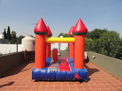 castillos inflables,juegos de living, metegol y plaza blanda