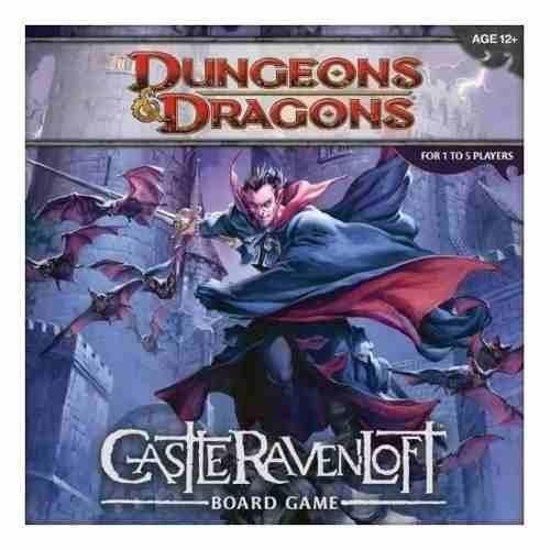 Castle Ravenloft Y Legend Of Drizzt Juegos De Mesa Nuevos