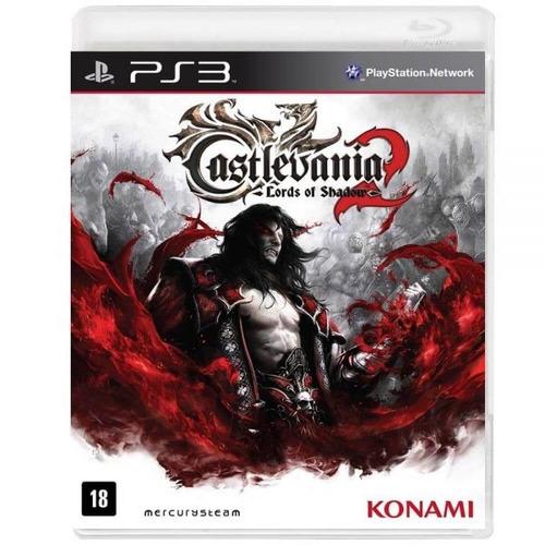 castlevania 2 lord of shadow ps3 nuevo fisico evergames canj