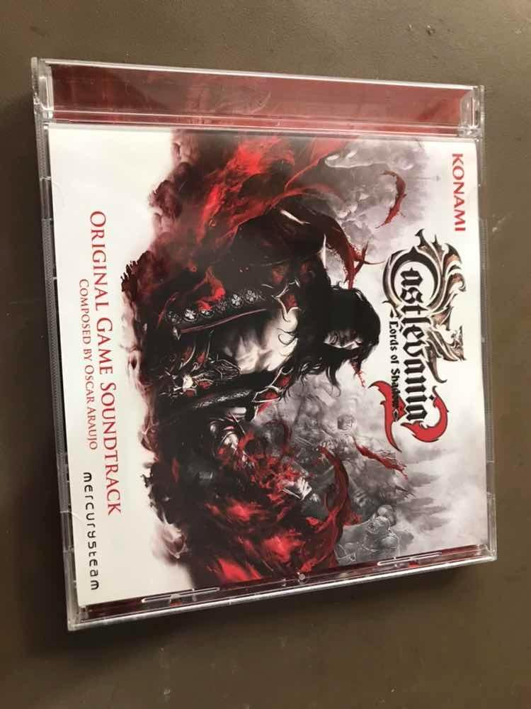 Castlevania 2 (ps3) - Original Game Soundtrack (importado)