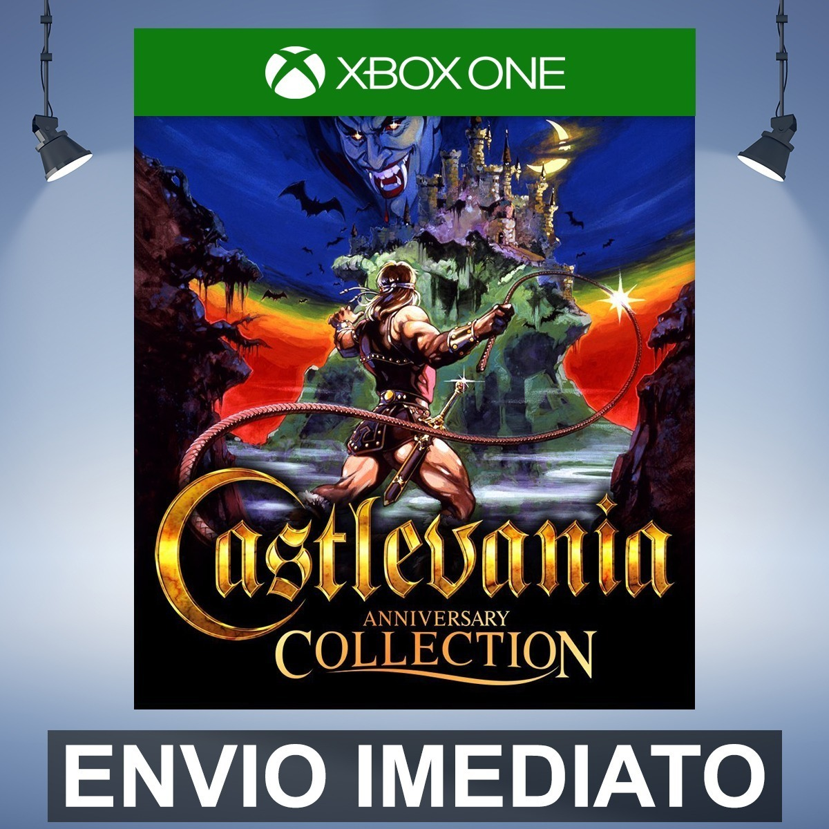 castlevania collection xbox one