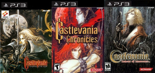 castlevania clasicos collection ~ ps3 digital