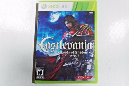 castlevania lord of shadows xbox 360 envio gratis