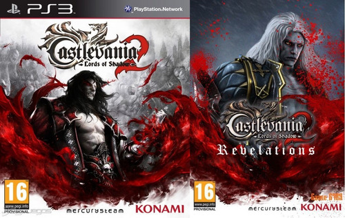 castlevania lords of shadow 2 + dlc revelations ps3 digital