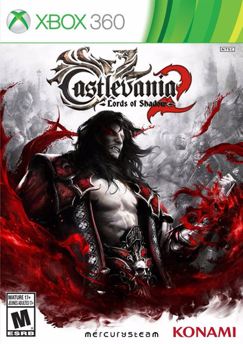castlevania lords of shadow 2 nuevo xbox 360 dakmor