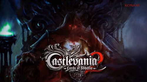 castlevania lords of shadow 2 + revelations + mirror of fate