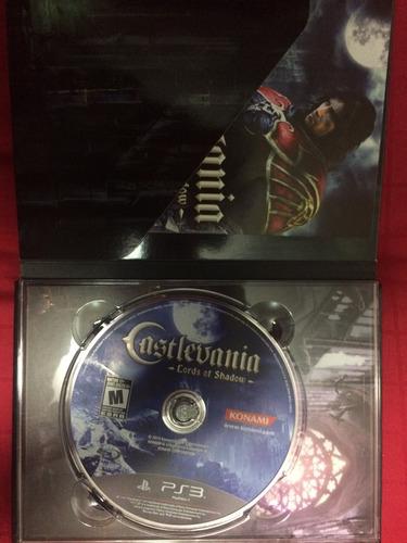castlevania lords of shadow collectors edition ps3