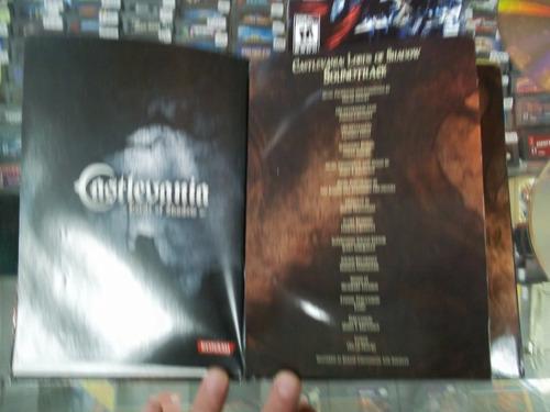 castlevania lords of shadow con soundtrack xbox 360