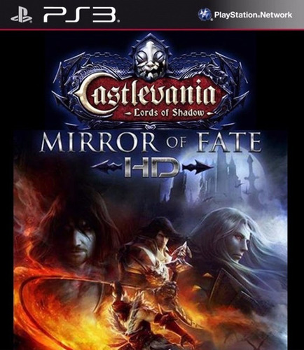 castlevania lords of shadow - mirror of fate hd ps3 digital
