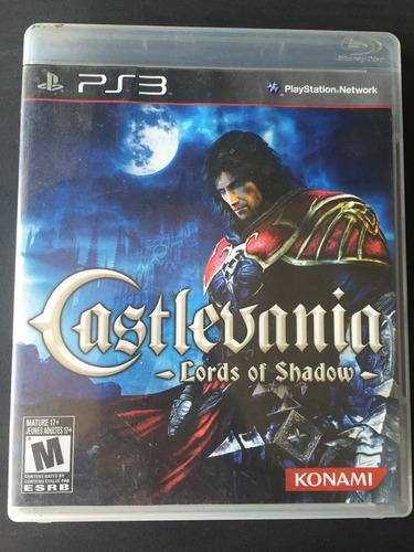 castlevania lords of shadows ps3