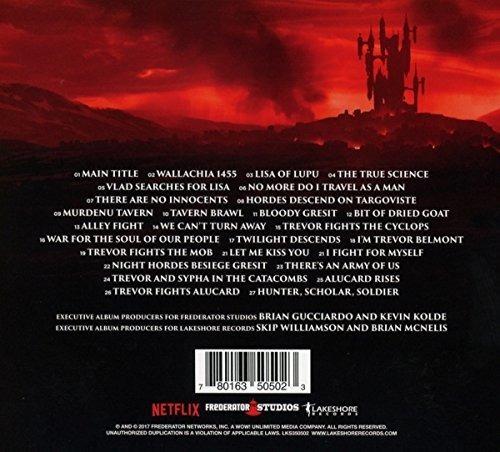 castlevania (música de la serie original de netflix)