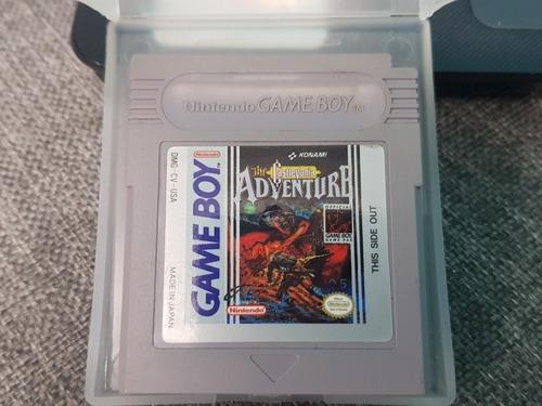 castlevania the adventure gameboy