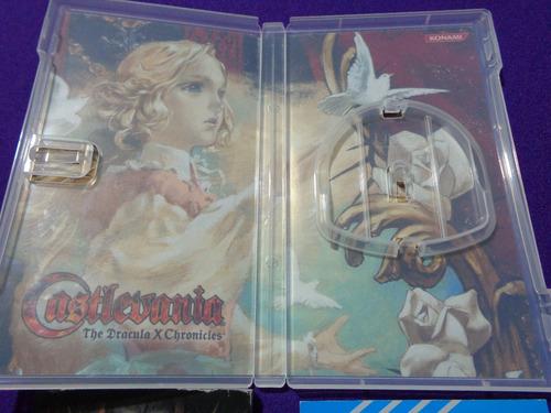 castlevania the dracula x chronicles psp